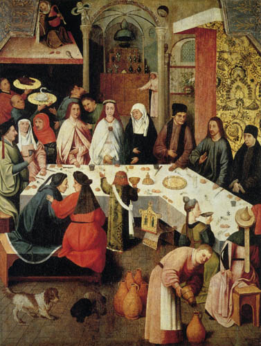 Hieronymus Hieronymus - Marriage at Cana