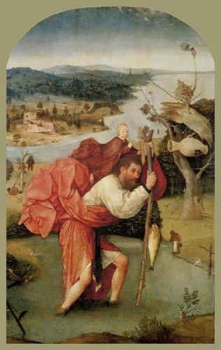 Hieronymus Hieronymus - Saint Christopher