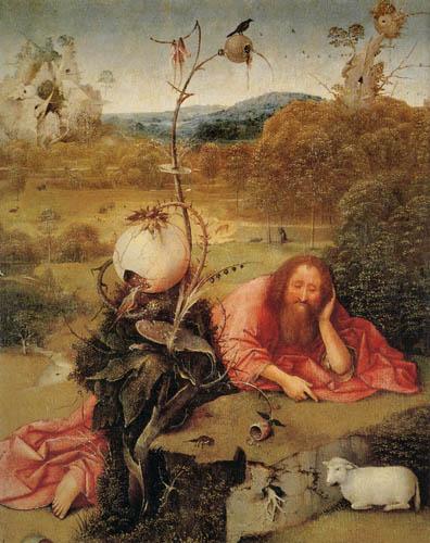 Hieronymus Hieronymus - John the Baptist
