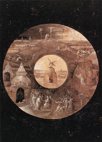 Hieronymus Hieronymus - Passionsgeschichte mit Pelikan Rückseite