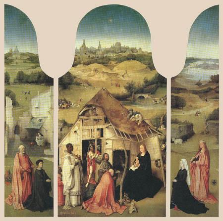 Hieronymus Hieronymus - Epiphany - Altar