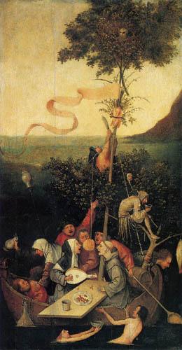 Hieronymus Hieronymus - The Fool Ship
