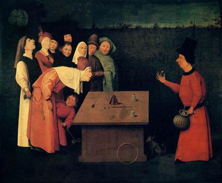 Hieronymus Hieronymus - The Conjuror