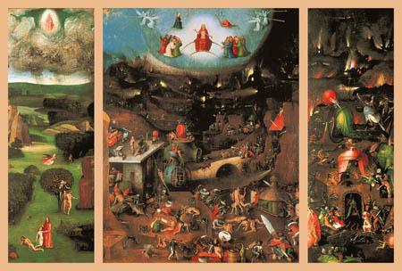 Hieronymus Hieronymus - The Last Judgement