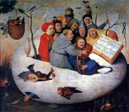 Hieronymus Hieronymus - Concert in the Egg
