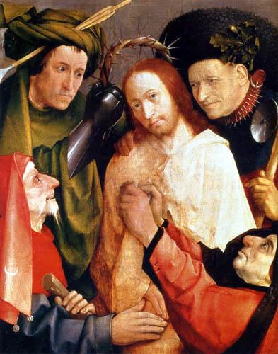 Hieronymus Hieronymus - Ecce Homo