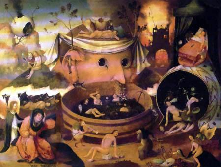 Hieronymus Hieronymus - Vision of Tungdal