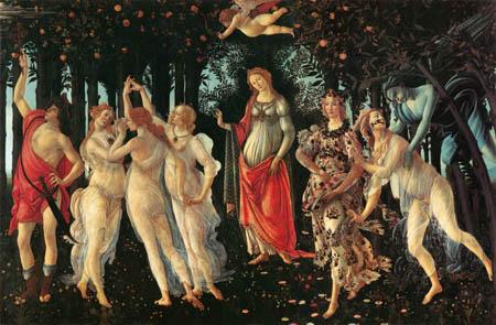 Sandro Botticelli - Spring