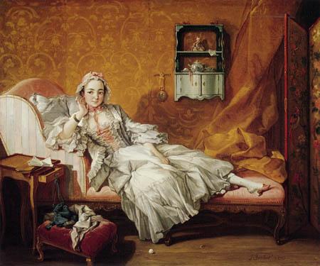 François Boucher - Madame Boucher