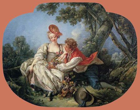 François Boucher - Autumn