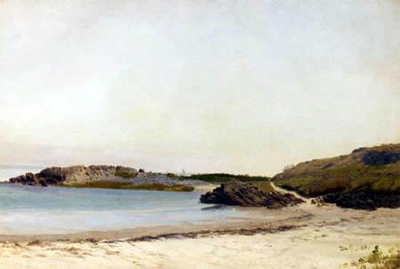 William Bradford - Wilbur´s Point, Fairhaven, Massachusetts
