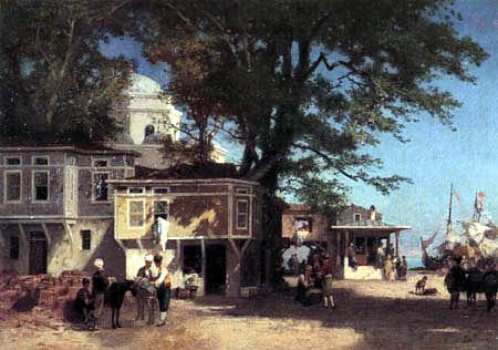 Germain Fabius Brest - Constantinople