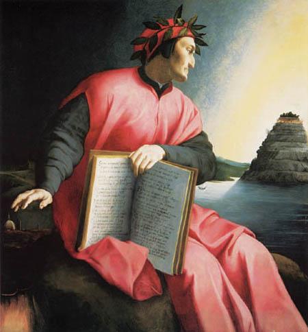 Il (Agnolo) Bronzino - Portrait of Dante