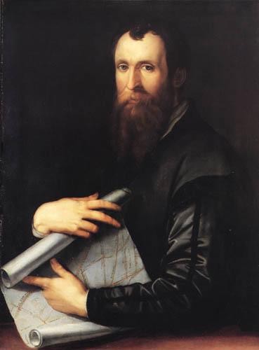 Il (Agnolo) Bronzino - Bildnis des Luca Martini