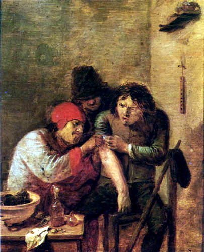 Adriaen Brouwer - Emotion