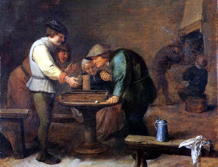 Adriaen Brouwer - Farmers
