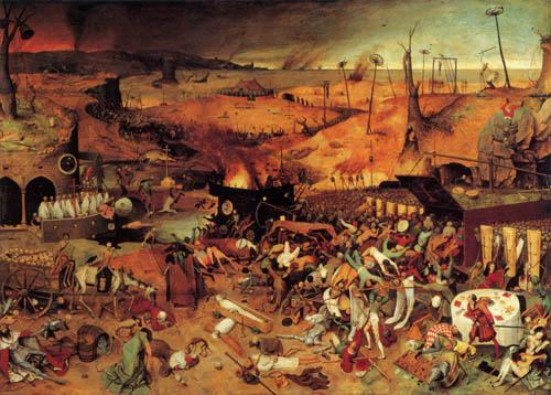 Pieter Brueghel the Elder - The triumph of the Death