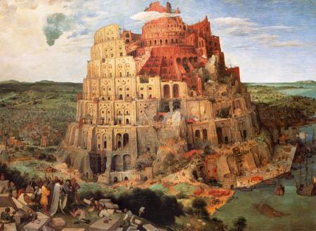 Pieter Brueghel the Elder - The Tower of Babel