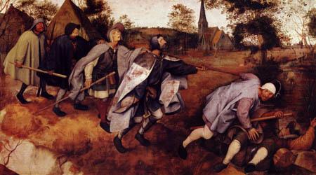 Pieter Brueghel the Elder - The Blind Leading the Blind