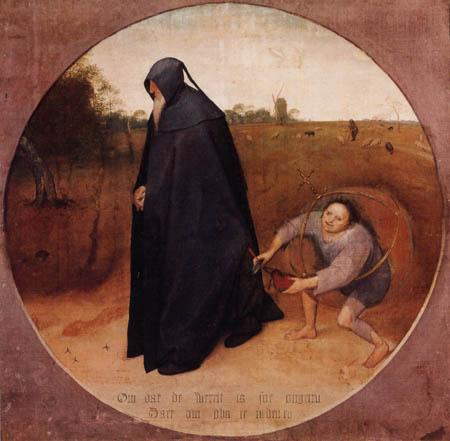 Pieter Brueghel the Elder - Misanthrop