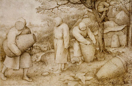 Pieter Brueghel the Elder - Beemaster