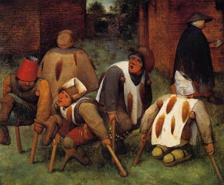 Pieter Brueghel the Elder - Krüppel
