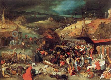 Jan Brueghel the Elder - The triumph of the Death