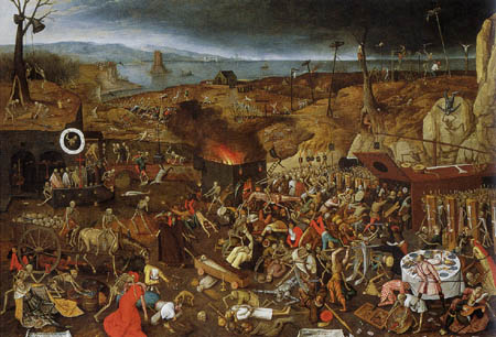 Pieter Brueghel the Younger - The triumph of the Death