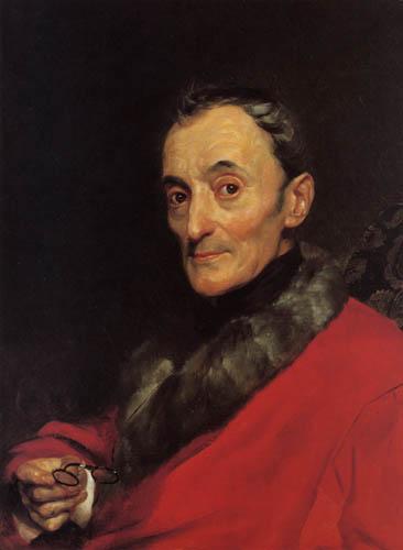 Karl Pavlovich Briullov - Portrait of M. Lanci