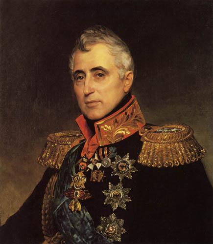 Karl Pavlovich Briullov - Earl K.A. Pozzo di Borgo