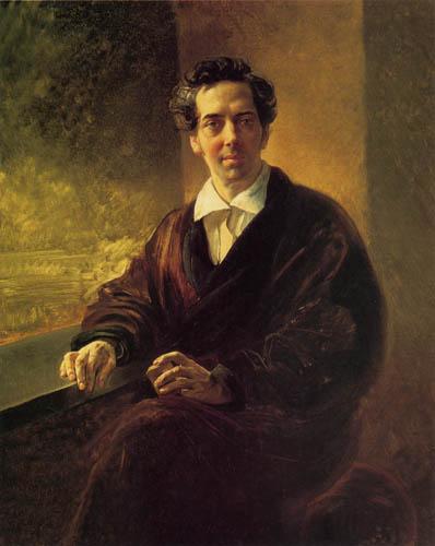 Karl Pavlovich Briullov - Earl A.A. Perowski