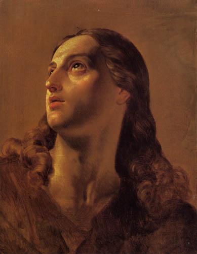 Karl Pawlowitsch Brüllow (Brjullow) - Der Apostel Johannes