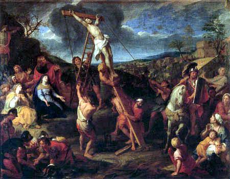 Charles le Brun - La Crucifixion