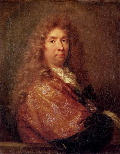 Charles le Brun - Selfportrait