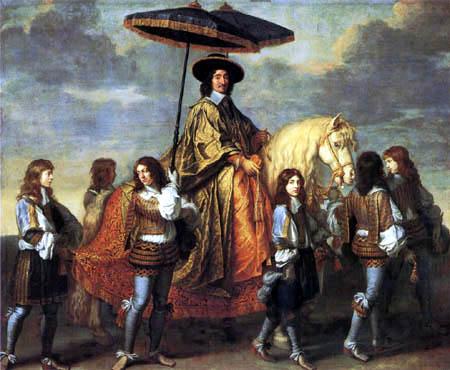 Charles le Brun - Chancellor Séguier