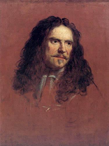 Charles le Brun - Portrait d´ Henri de La Tour d´Auvergne
