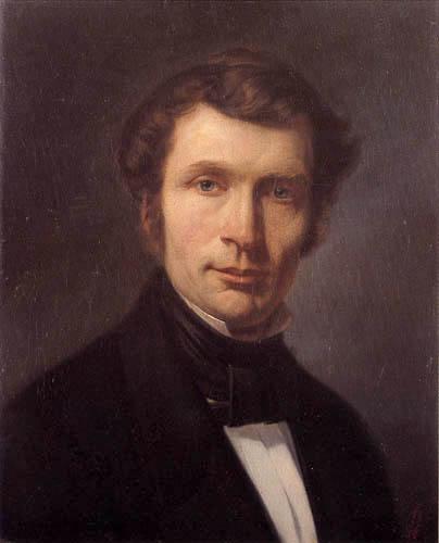 Georg Brunner - Selbstbildnis
