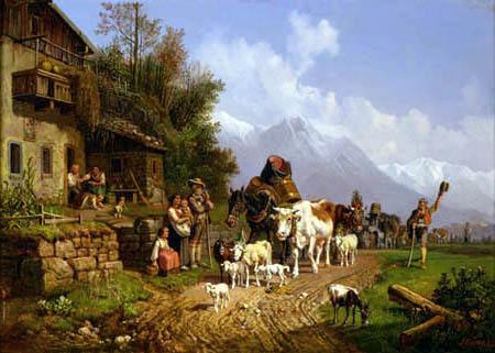 Heinrich Buerkel - Homecoming