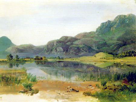 Heinrich Buerkel - Kochelsee