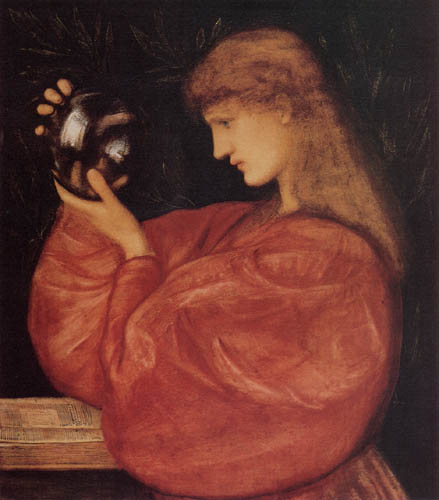 Sir Edward Burne-Jones - Astrologia