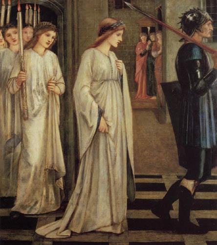 Sir Edward Burne-Jones - Princess Sabra