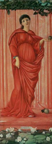 Sir Edward Burne-Jones - Otoño