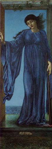 Sir Edward Burne-Jones - La noche
