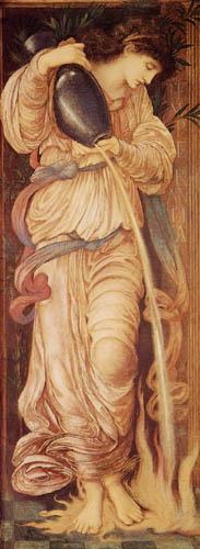 Sir Edward Burne-Jones - Temperantia