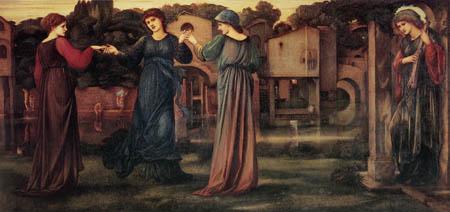 Sir Edward Burne-Jones - The Mill