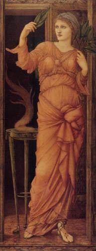 Sir Edward Burne-Jones - Sibylla Delphica
