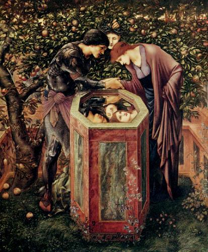 Sir Edward Burne-Jones - The Baleful Head