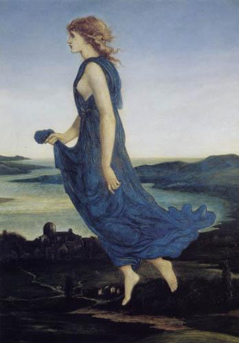 Sir Edward Burne-Jones - Vesper