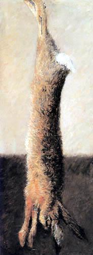 Gustave Caillebotte - La Liebre