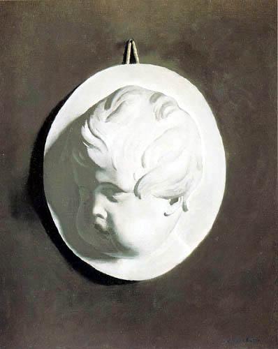 Gustave Caillebotte - Figura de yeso